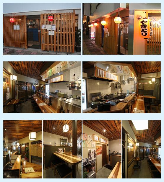 居酒屋・焼鳥・串焼き 内装工事の施工例32