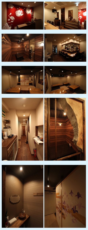 居酒屋・焼き鳥屋・串焼き屋 内装デザイン事例24