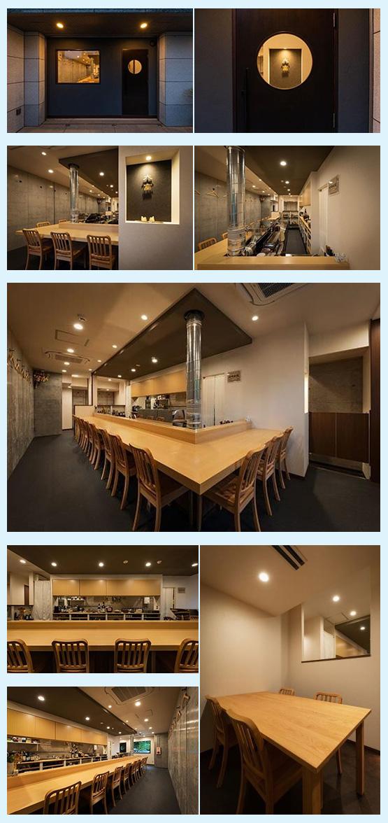 居酒屋・焼き鳥屋・串焼き屋 内装デザイン事例6