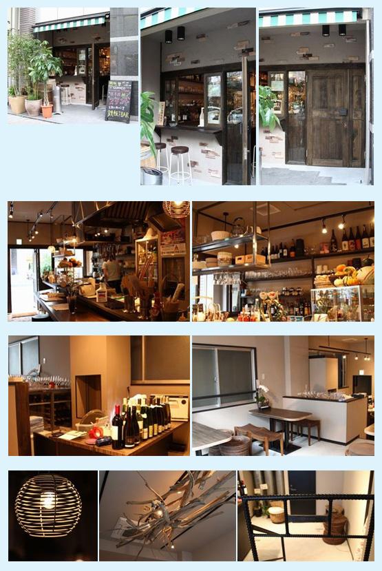 鉄板焼き・焼肉店・お好み焼き 内装工事の施工例20